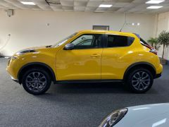 NISSAN JUKE TEKNA DCI + FULL LEATHER + IMMACULATE + BIG SPECIFICATION + - 1676 - 6