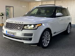 LAND ROVER RANGE ROVER SDV8 AUTOBIOGRAPHY + WHITE WITH CREAM + BIG SPEC +  - 1664 - 6
