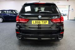 BMW X5 XDRIVE 30D M SPORT + IMMACULATE + SAPPHIRE BLACK WITH COGNAC DAKOTA LEATHER +  - 1777 - 9
