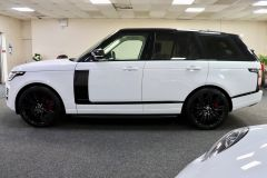 LAND ROVER RANGE ROVER TDV6 VOGUE + GLASS ROOF + IVORY LEATHER + 22 INCH ALLOYS +  - 1786 - 7