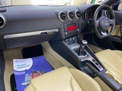 AUDI TT TFSI + IMMACULATE + CREAM LEATHER + BUY ONLINE + FREE DELIVERY +  - 1625 - 15