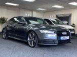 AUDI A6 TDI ULTRA BLACK EDITION + STUNNING + VALCONA LEATHER + 20