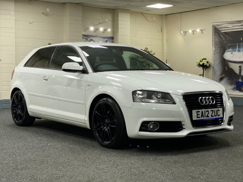 Used AUDI A3 in Cardiff for sale