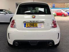 Fiat\Abarth 500 595 TURISMO + RED LEATHER + LOW MILES +  - 1584 - 9