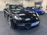 PORSCHE 718 CAYMAN + 2 TONE LEATHER + CRUISE CONTROL + CLIMATE - 1164 - 6