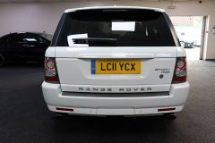 LAND ROVER RANGE ROVER SPORT TDV6 HSE + FULL SERVICE HISTORY + 2 KEYS + IMMACULATE +  - 1778 - 9