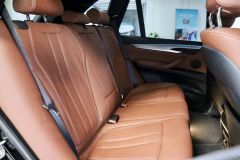 BMW X5 XDRIVE 30D M SPORT + IMMACULATE + SAPPHIRE BLACK WITH COGNAC DAKOTA LEATHER +  - 1777 - 18