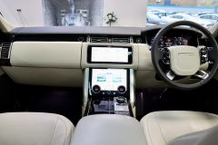LAND ROVER RANGE ROVER TDV6 VOGUE + GLASS ROOF + IVORY LEATHER + 22 INCH ALLOYS +  - 1786 - 22