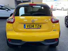 NISSAN JUKE TEKNA DCI + FULL LEATHER + IMMACULATE + BIG SPECIFICATION + - 1676 - 9
