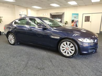 Used JAGUAR XE in Cardiff for sale