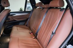 BMW X5 XDRIVE 30D M SPORT + IMMACULATE + SAPPHIRE BLACK WITH COGNAC DAKOTA LEATHER +  - 1777 - 16