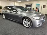 BMW 5 SERIES 520D M SPORT TOURING + DAKOTA LEATHER + DAB + CRUISE + - 1247 - 1