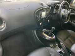 NISSAN JUKE TEKNA DCI + FULL LEATHER + IMMACULATE + BIG SPECIFICATION + - 1676 - 24