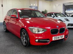 BMW 1 SERIES 116I SPORT + IMMACULATE + LOW MILES + 1 PREVIOUS OWNER +  - 1697 - 1