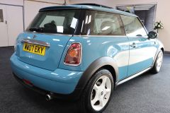 MINI HATCH ONE + IMMACULATE + LOW MILES +  - 1765 - 9