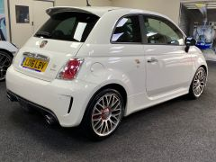 Fiat\Abarth 500 595 TURISMO + RED LEATHER + LOW MILES +  - 1584 - 10