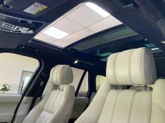 LAND ROVER RANGE ROVER SDV8 AUTOBIOGRAPHY + WHITE WITH CREAM + BIG SPEC +  - 1664 - 27