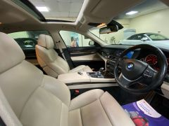 BMW 7 SERIES 750I LI + BIG SPECIFICATION + COMFORT SEATS + OYTER LEATHER +  - 1487 - 26