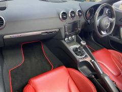 AUDI TT TDI QUATTRO SPORT + FULL RED LEATHER +  - 1545 - 17