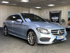 MERCEDES C-CLASS C250 D AMG LINE PREMIUM PLUS + GLASS PAN ROOF + BIG SPEC + FREE DELIVERY + BUY ONLINE + - 1651 - 1