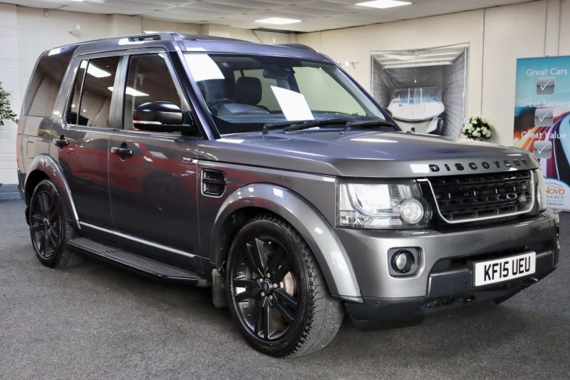 Used LAND ROVER DISCOVERY in Cardiff for sale