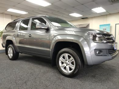 Used VOLKSWAGEN AMAROK in Cardiff for sale