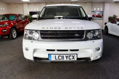 LAND ROVER RANGE ROVER SPORT TDV6 HSE + FULL SERVICE HISTORY + 2 KEYS + IMMACULATE +  - 1778 - 5