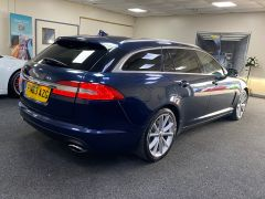 JAGUAR XF D V6 PREMIUM LUXURY SPORTBRAKE + CREAM LEATHER + SUNROOF +  - 1590 - 10