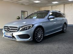 MERCEDES C-CLASS C250 D AMG LINE PREMIUM PLUS + GLASS PAN ROOF + BIG SPEC + FREE DELIVERY + BUY ONLINE + - 1651 - 6