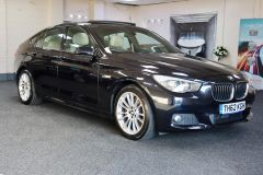 BMW 5 SERIES 520D M SPORT GRAN TURISMO + PANORAMIC GLASS ROOF + IVORY LEATHER +  - 1760 - 1