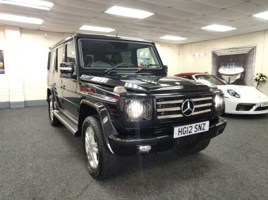 Used MERCEDES G-CLASS in Cardiff for sale