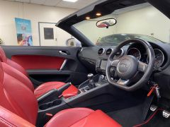 AUDI TT TDI QUATTRO SPORT + FULL RED LEATHER +  - 1545 - 3