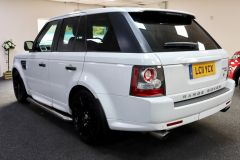 LAND ROVER RANGE ROVER SPORT TDV6 HSE + FULL SERVICE HISTORY + 2 KEYS + IMMACULATE +  - 1778 - 8