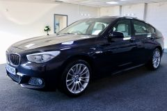 BMW 5 SERIES 520D M SPORT GRAN TURISMO + PANORAMIC GLASS ROOF + IVORY LEATHER +  - 1760 - 6