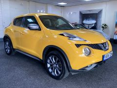NISSAN JUKE TEKNA DCI + FULL LEATHER + IMMACULATE + BIG SPECIFICATION + - 1676 - 1