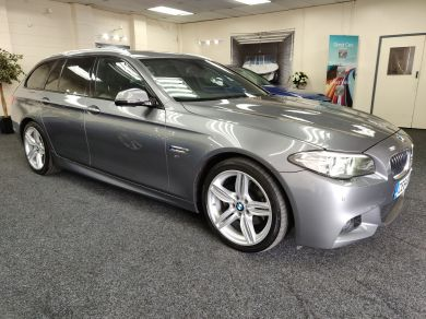 Used BMW 5 SERIES in Cardiff for sale