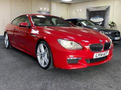 BMW 6 SERIES 640D M SPORT + IMMACULATE + IVORY LEATHER + BUY ONLINE + FREE DELIVERY +  - 1622 - 4