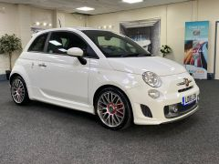 Fiat\Abarth 500 595 TURISMO + RED LEATHER + LOW MILES +  - 1584 - 1