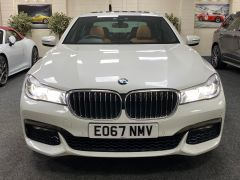 BMW 7 SERIES 740D XDRIVE M SPORT + SUNROOF + COGNAC EXCLUSIVE LEATHER + - 1422 - 5