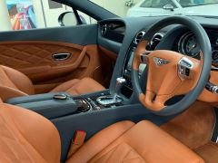 BENTLEY CONTINENTAL GT + MULLINER DRIVING SPEC + TAN SADDLE NEWMARKET HIDE + STUNNING + - 1353 - 2