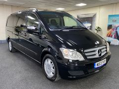 MERCEDES VIANO 122 CDI BLUEEFFICENCY AMBIENTE +1 OWNER + FREE DELIVERY +   - 1596 - 4