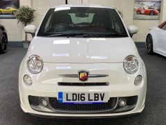 Fiat\Abarth 500 595 TURISMO + RED LEATHER + LOW MILES +  - 1584 - 5