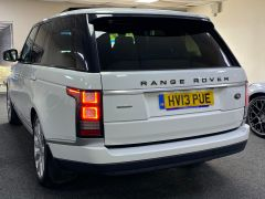 LAND ROVER RANGE ROVER SDV8 AUTOBIOGRAPHY + WHITE WITH CREAM + BIG SPEC +  - 1664 - 7