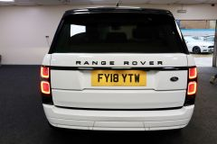 LAND ROVER RANGE ROVER TDV6 VOGUE + GLASS ROOF + IVORY LEATHER + 22 INCH ALLOYS +  - 1786 - 9