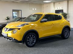 NISSAN JUKE TEKNA DCI + FULL LEATHER + IMMACULATE + BIG SPECIFICATION + - 1676 - 5