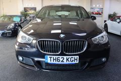 BMW 5 SERIES 520D M SPORT GRAN TURISMO + PANORAMIC GLASS ROOF + IVORY LEATHER +  - 1760 - 5