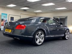 BENTLEY CONTINENTAL GT + MULLINER DRIVING SPEC + TAN SADDLE NEWMARKET HIDE + STUNNING + - 1353 - 9