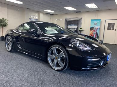 Used PORSCHE 718 in Cardiff for sale