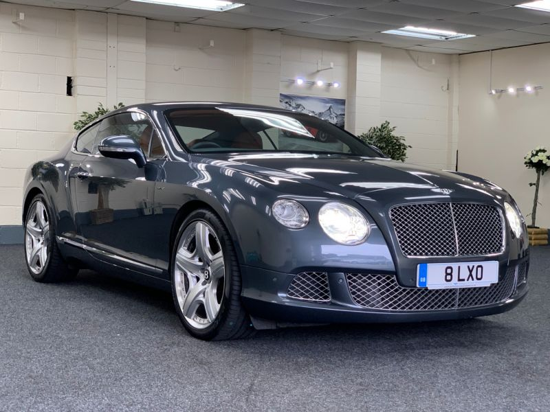 Used BENTLEY CONTINENTAL in Cardiff for sale