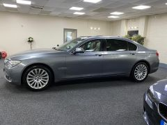BMW 7 SERIES 750I LI + BIG SPECIFICATION + COMFORT SEATS + OYTER LEATHER +  - 1487 - 8